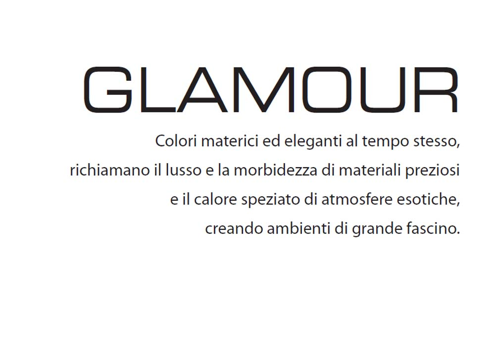 glamour text