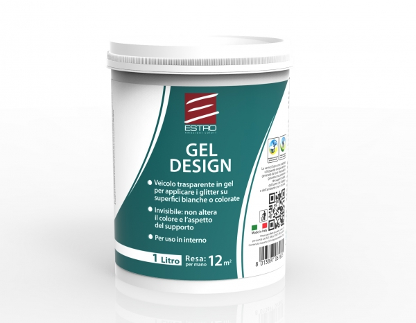 ESTRO - Gel Design, decorativo per pareti